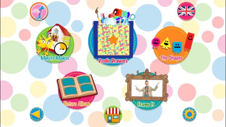 Mister Maker: Let's Make It! – Design, Draw, Paint, Make and Play screenshot-0