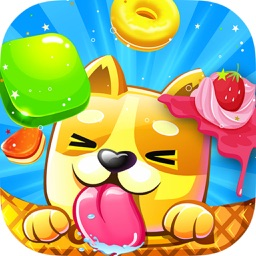 Jelly Shop Mania: Cookies Match3
