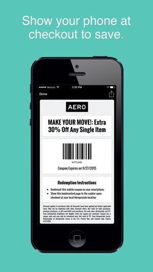 Free coupon sherpa app