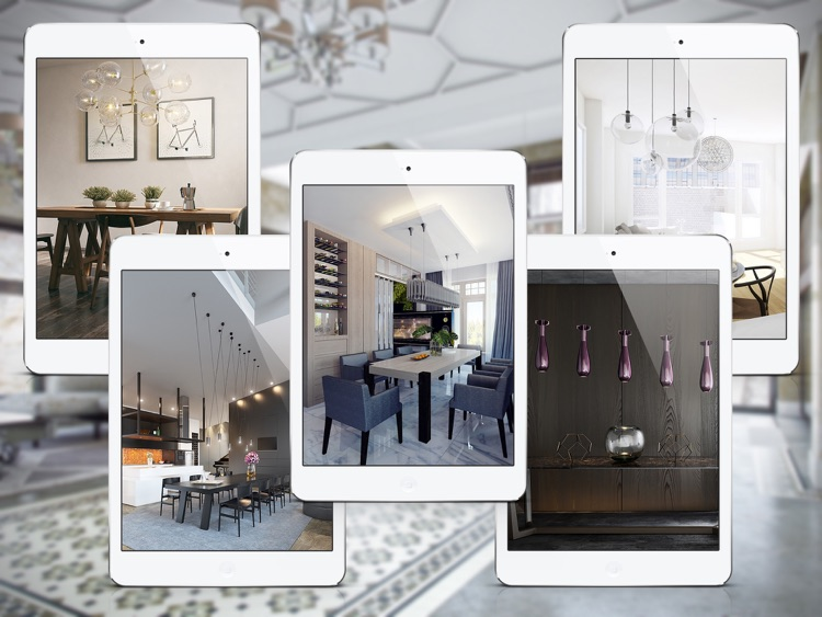 Interior Design Ideas - Modern Home with a Lot of Personality for iPad screenshot-3