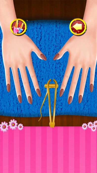 Celebrity Spa Salon & Makeover Doctor - fun little make-up games for kids (boys & girls) screenshot three