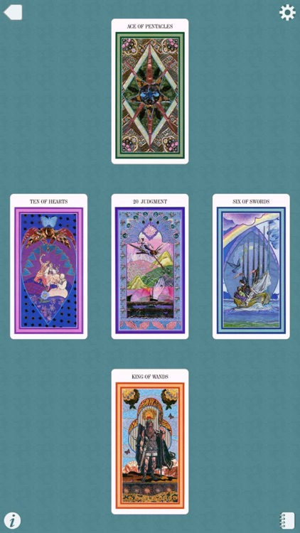 Enchanted Tarot screenshot-4