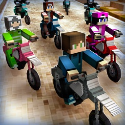 Block Motos   Top Dirt Bike Survival Racing Game for Free