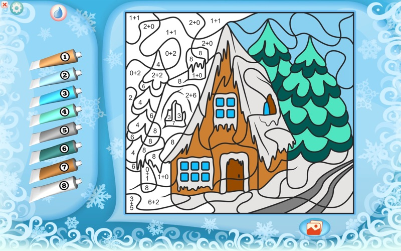 Color by Numbers - Christmas + free Resources hack