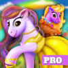 BHUMEET BHATT - Little Princess Pony DressUp (Pro) - Little Pets Friendship Equestrian Pony Pet Edition - Girls Game artwork