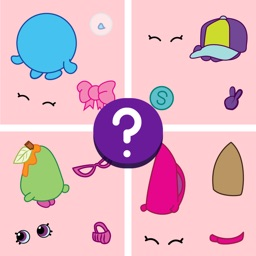 Trivia for Shopkins List - Guess 1 Word 4 images