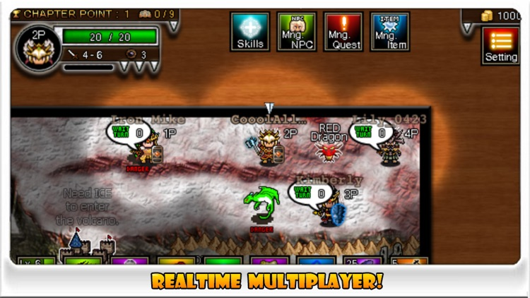 HROOGAR: Fantasy Board Game screenshot-3