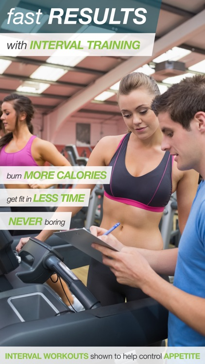 BeatBurn Treadmill Trainer - Walking, Running, and Jogging Workouts
