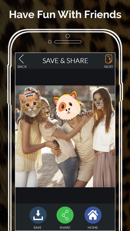 Animal Face Morph - Let Your Wild Side Out screenshot-4