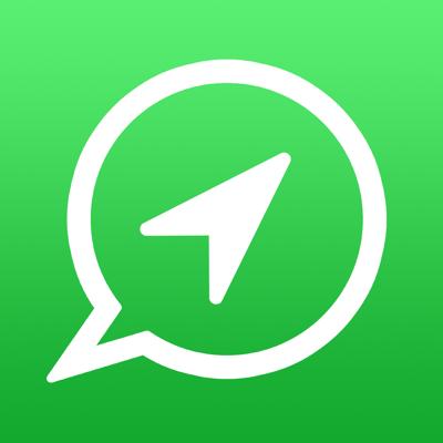 Location for WhatsApp app
