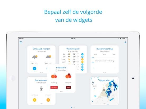Screenshot #6 pour Weeronline voor iPad