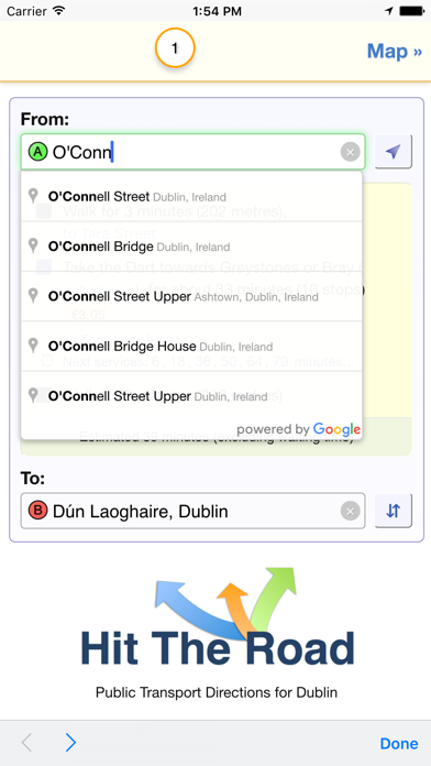 Hit the Road: Dublin