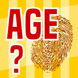 Age Fingerprint Scanner - How Old Are You? Detector Pro HD