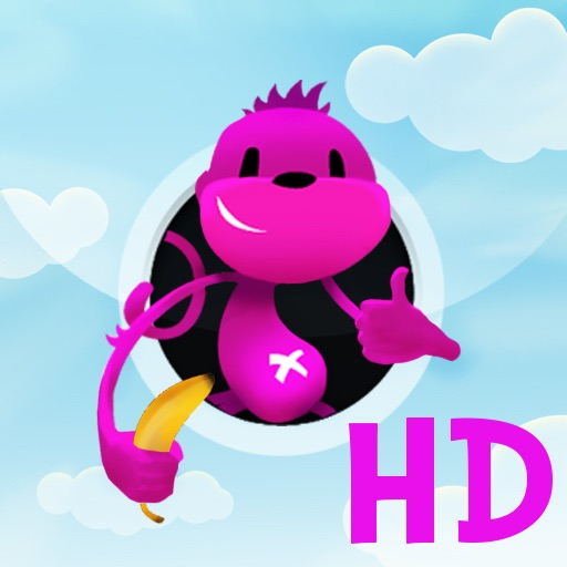 Jumpy Monkey HD