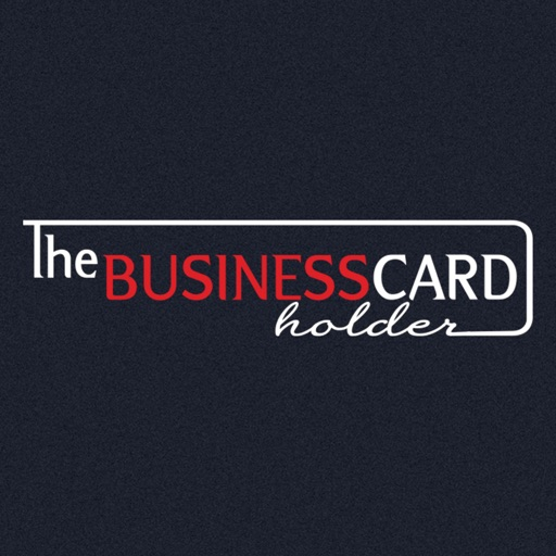 The Business Card Holder icon