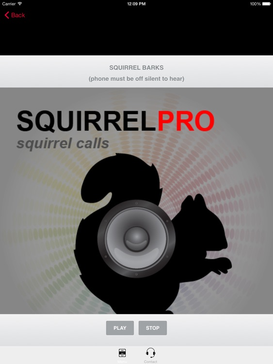 REAL Squirrel Calls and Squirrel Sounds for Hunting screenshot-0