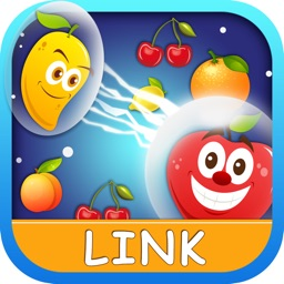 Fruit Link New - Find The Match Fruits, Fruit Pop Mania