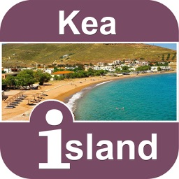 Kea Island Offline Map Travel Guide
