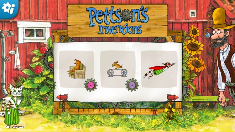 Pettson's Inventions screenshot-0