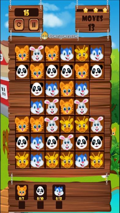 点击获取Animal Heroes Match 3 Puzzle