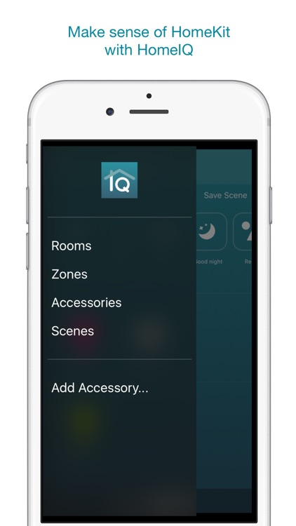 IQ for HomeKit screenshot-3