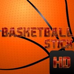 Stick Basketball Shoot Game