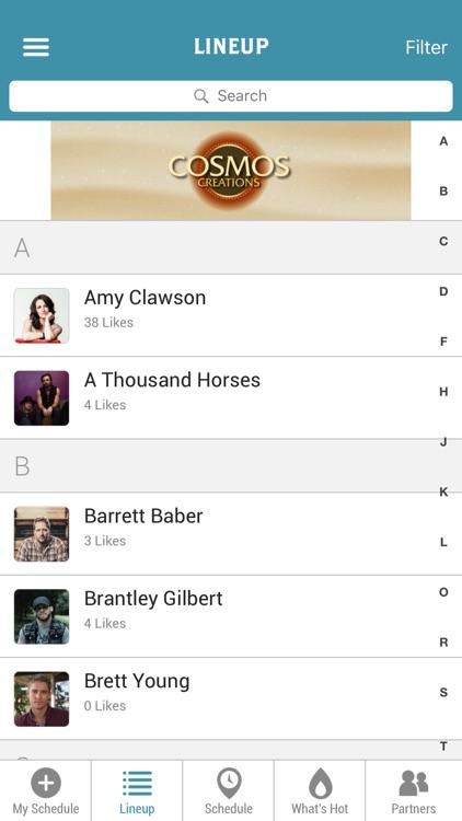 Cape Blanco Country Music Fest screenshot-3