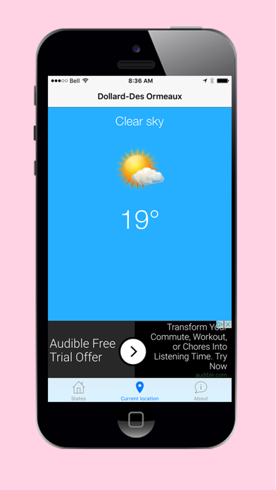 India Weatherのおすすめ画像3