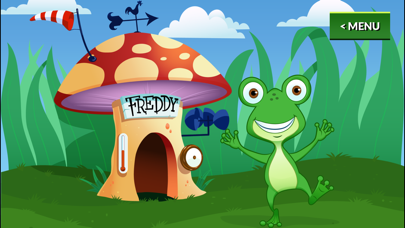 Freddy the Frogcaster's Weather Stationのおすすめ画像2