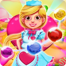 Candy Star Shop: Smasher Cake