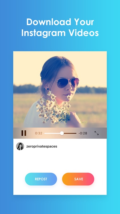 RapidSave - Download Your Instagram Videos & Photo screenshot-3