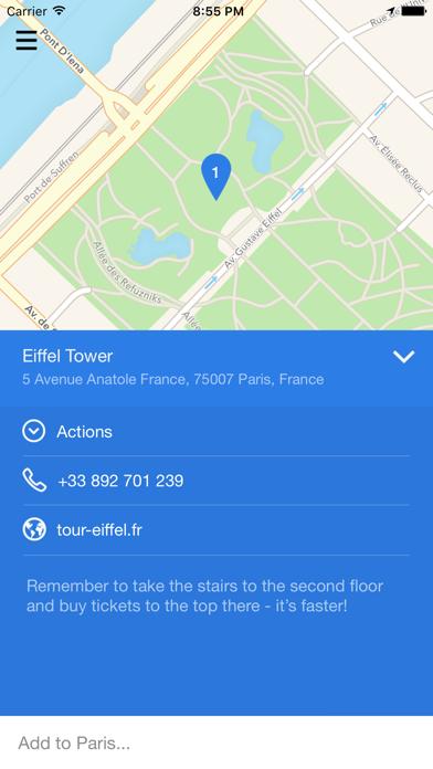 Relay – Multiple Location Maps screenshot 8