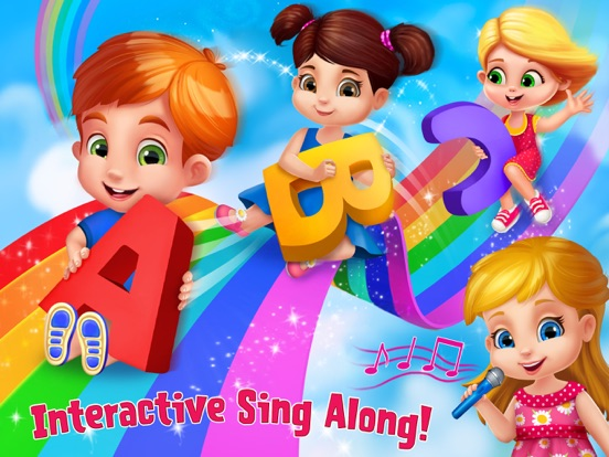 The ABC Song Educational Game iPad