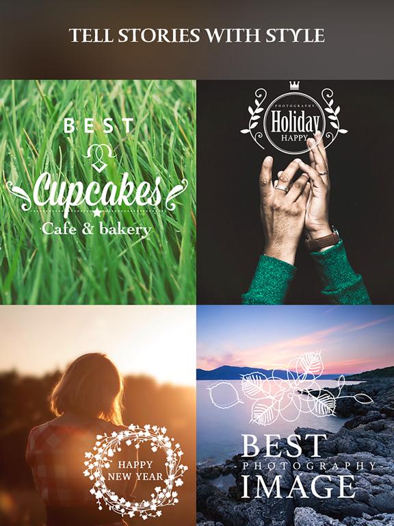 Pro Collage Creator – 写真に美しいテキスト&アートワークを追加しますのおすすめ画像4