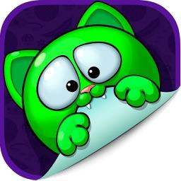 Color Swap Challenge: Match Cat Circles Free