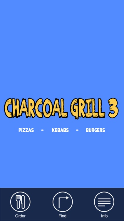 Charcoal Grill 3
