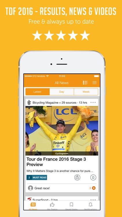 Sportfusion - Tour de France 2016 Unofficial News Edition