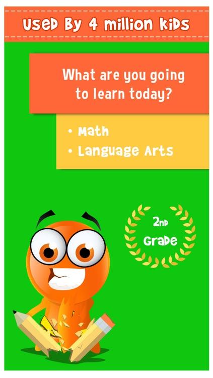 iTooch 2nd Grade | Math and Language Arts