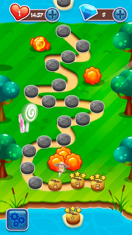 Candy Garden - Go To New Jelly Land 2016