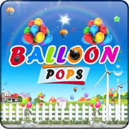 Balloon Popping Pop - Fun Air Balloon Popper Game