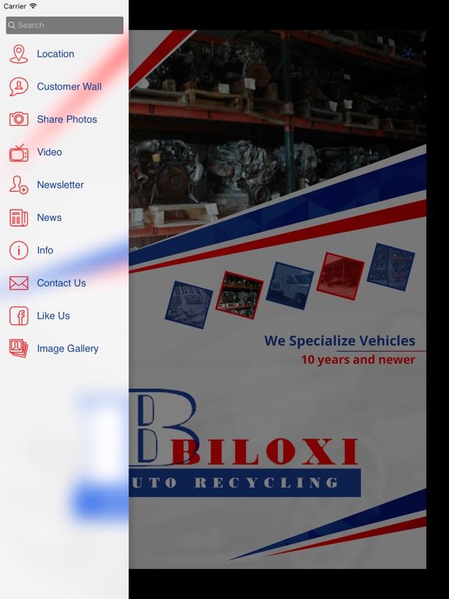 Biloxi Auto Recycling >> Biloxi Auto Recycling On The App Store