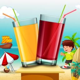 Natural Fresh Fruit Juice Corner : Food Maker educational Game For school girls and boys