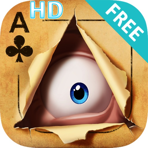 Solitaire Doodle God HD Free