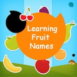 Pre-K Fruits Names Learner-Learning With Real Pictures of Fruits