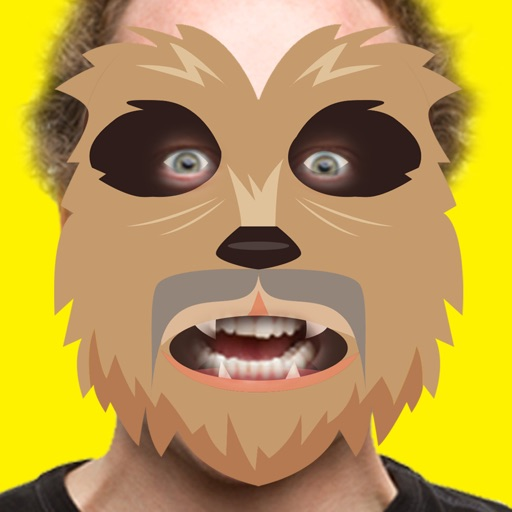 Wookie Me - Photo Mask Star Maker iOS App