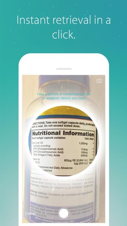 Memo Health - Smart pill reminder & meds manager