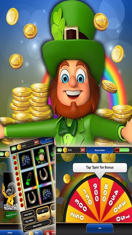 Rainbow Riches Journey - Smash The Ace Joy Slots Machines in Big Titan Tower Casino Free screenshot-4