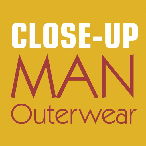 Close-Up Man Outerwear