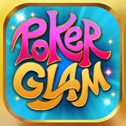 Poker Glam - the Best FREE head-2-head card game.