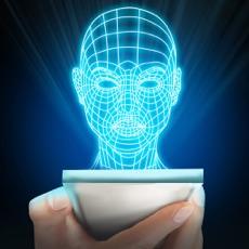 Activities of Hologram Human Head 3D Prank
